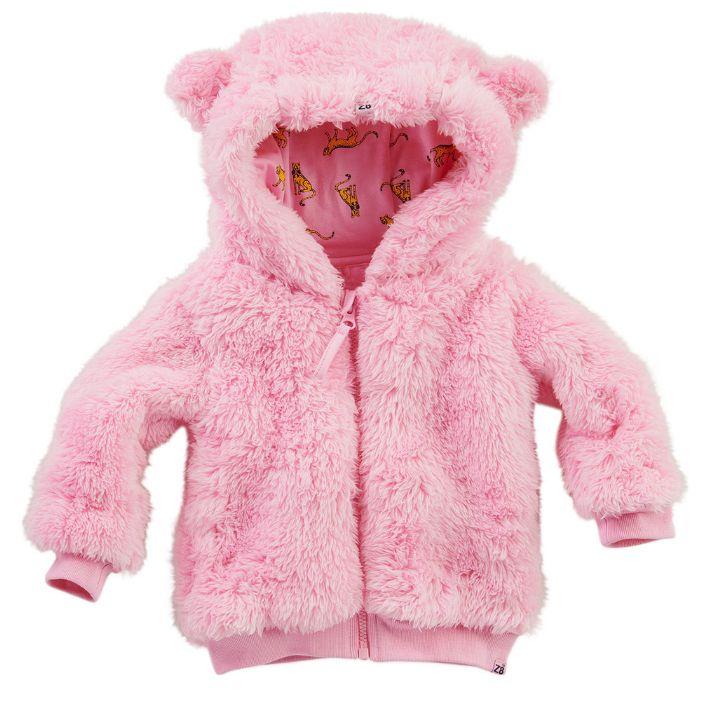 Vest Kinderkleding.Z8 Newborn Kinderkleding Z8 Newborn Vest Vest Polaris Pink