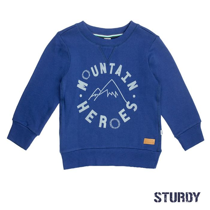 Sturdy winter 18